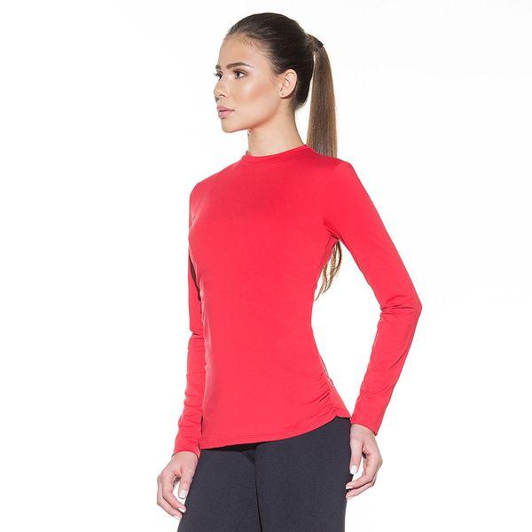Camisa-Numer-UV-Acqua-Manga-Longa-Vermelha