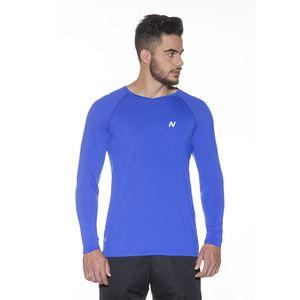 Camisa-Numer-Acqua-UV-Azul