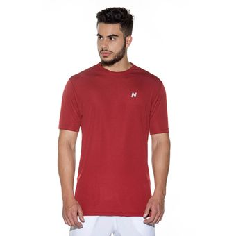 Camisa-Numer-Basic-Vinho