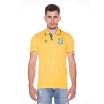 Camisa-Polo-Numer-Brasil-Amarelo-2018